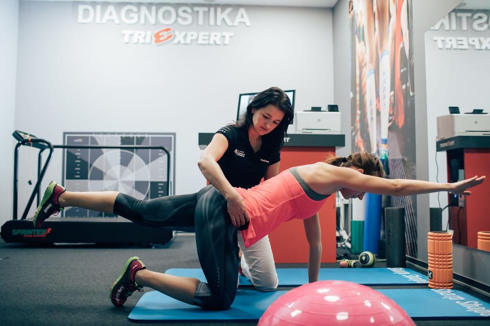 Kompenzační cvičení Fadljevičová