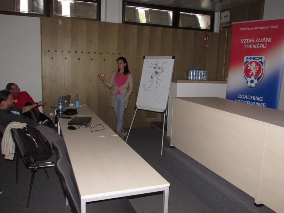 Seminar Katka atreneri